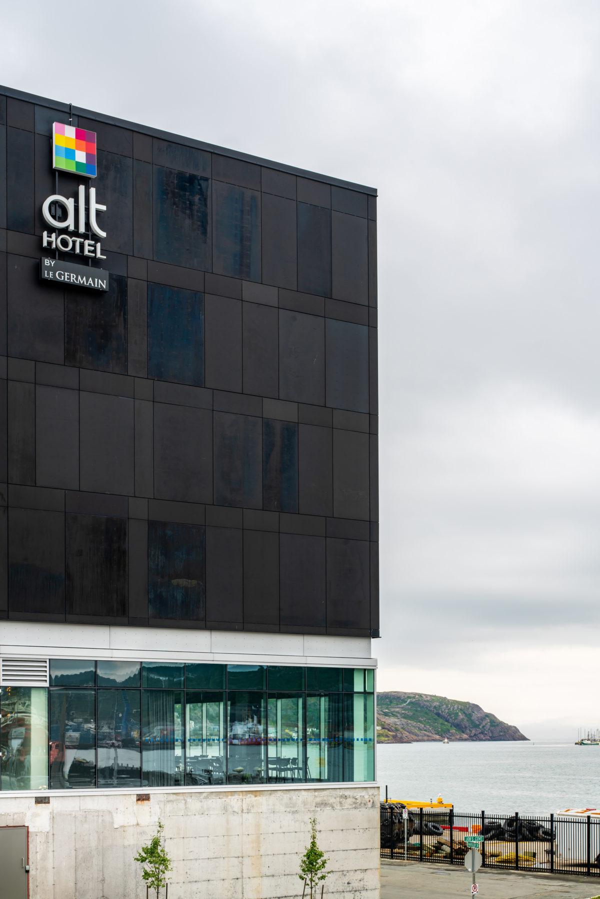 Marco Alt Hotel St John S