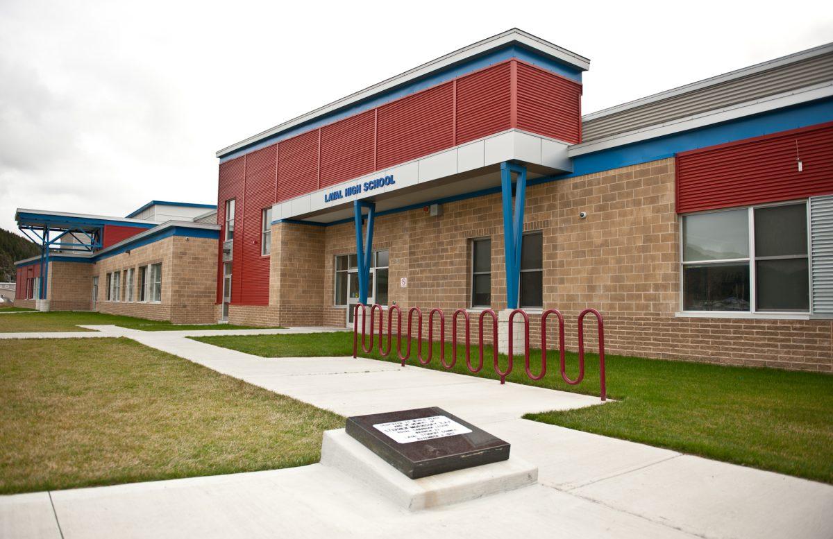 Marco Laval High School