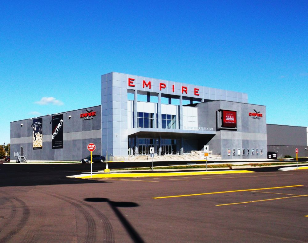 Marco Empire Theatres Crystal Palace Renovation
